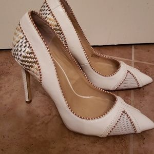 GX by Gwen Stephani white pumps